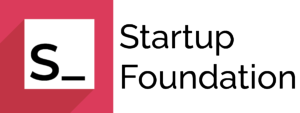 Startup Foundation logo. Hyperlink goes to the foundations home page
